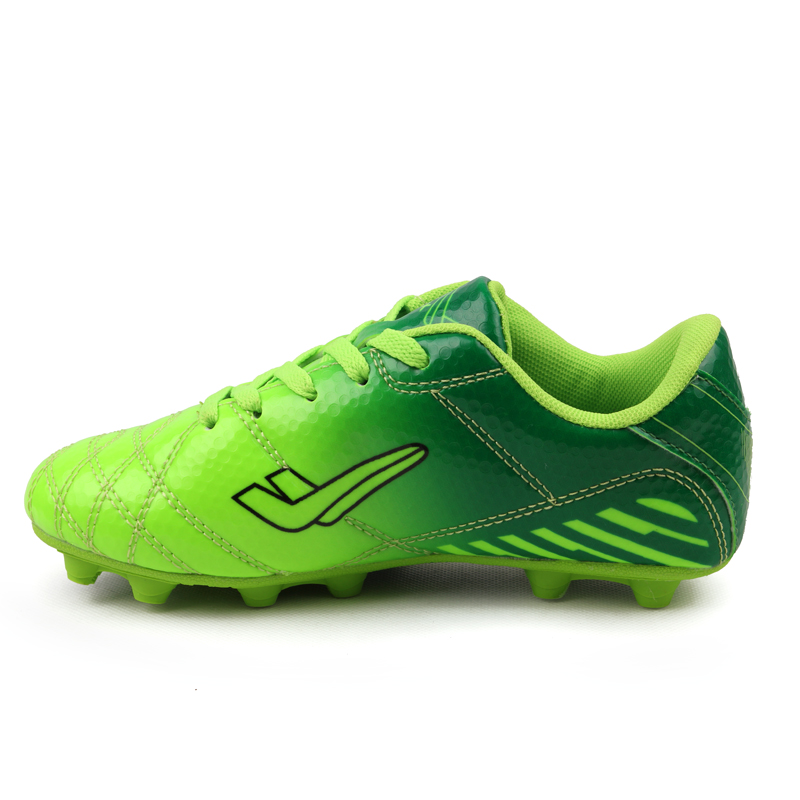 Free Shipping Soccer Shoes Sport Football Shoes for Childs Outdoor Broken Nail Football Shoes Sneakers Soccer Futsal Shoes laura childs tea for three