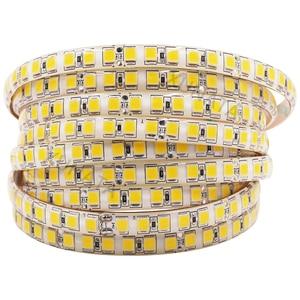 XUNATA 24V LED Strip Light 5054 SMD 5M 120LEDs/M Waterproof Flexible LED Ribbon more bright than 5050 2835 5630 Led stripe 12V(China)