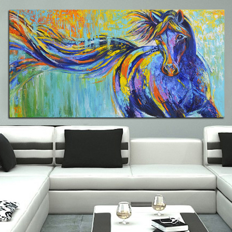 Picture, Painting, Colorful, Room, Wall, Art