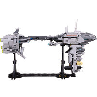 LEPIN 05083 Star 1736Pcs War MOC Series The Nebulon B Medical Frigate Set LegoINGlys DIY Building