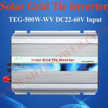 Grid tie 500w solar inverter, grid tie solar inverter, solar grid tie inverter 48v dc to 240v ac power inverter фото