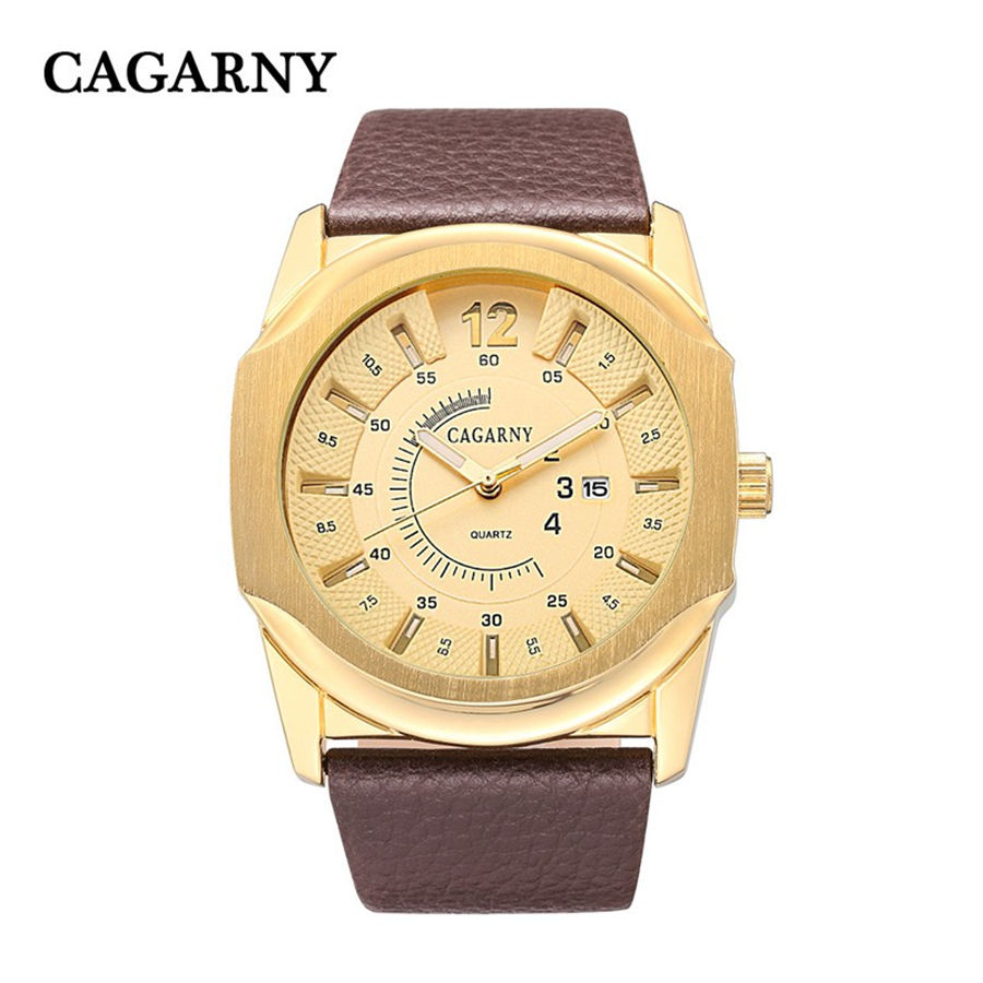 online buy whole 50mm mens watch from 50mm mens watch hot sell big dial watch fashion leather men watch 50mm atmospheric clock calendar mens quartz watch