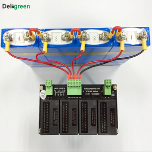 Image 4 - Qnbbm 4s 12vリチウム電池イコライザーバランサbmsリチウムイオンLiFePO4 lto lincm lmo 18650 diyパック保護