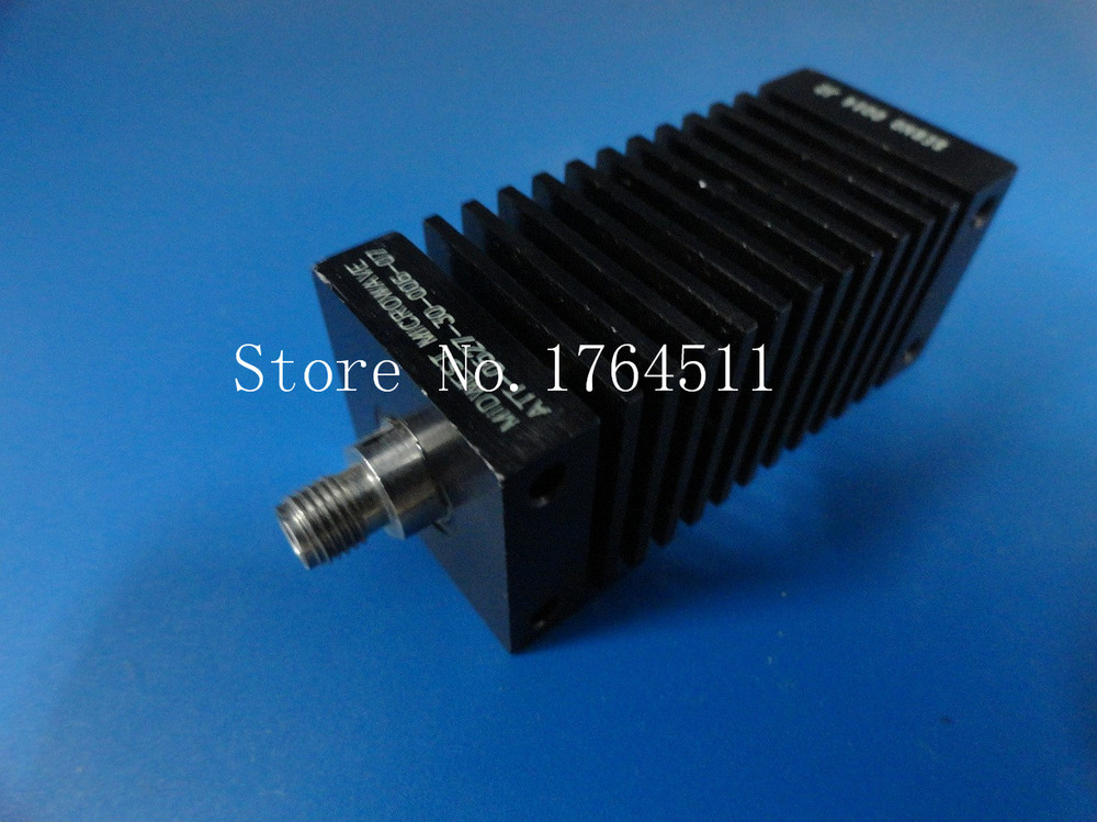 [BELLA] The Supply Of Midwest ATT-0527-30-006-07 9GHZ 3DB Coaxial Fixed Attenuator 10W