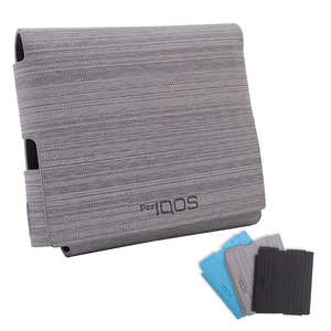 Image 5 - Fabric Storage Bag For IQOS E Cigarette Accessories Carrying Case For IQOS 3.0 Protective Cover Case