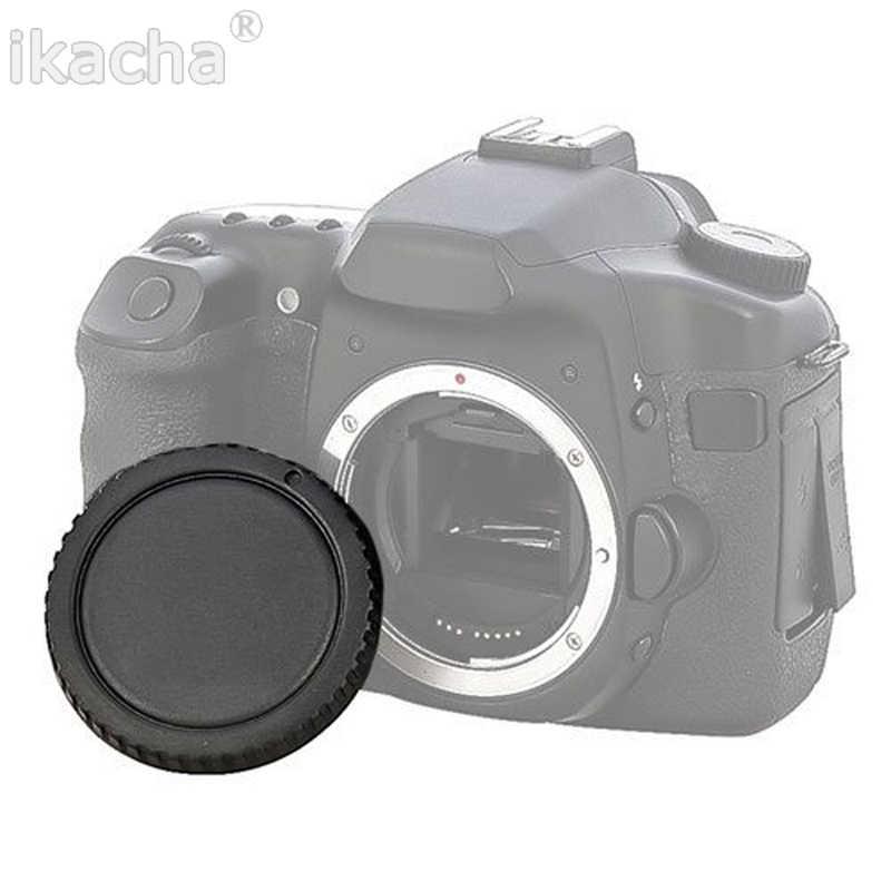 لكانون EOS كاميرا الجسم غطاء عدسة الغطاء الخلفي لكانون EOS جبل ل EF 5D II III 7D 70D 700D 500D 550D 600D 1000D