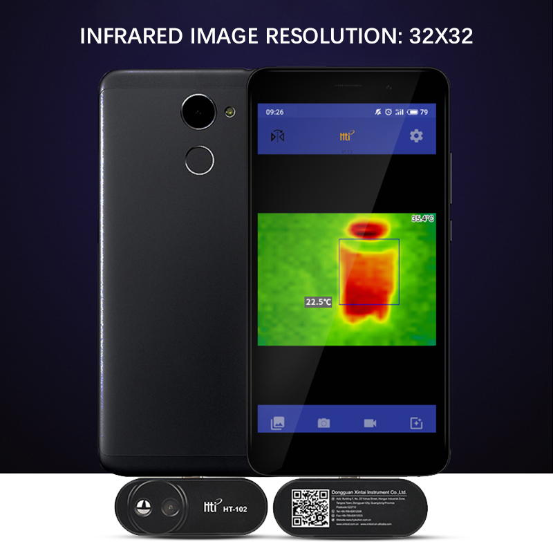 New Thermal Imaging Camera infrared imager Night vision FLIR ONE PRO Gen 3 Use for iphone ipad iOS or Android or Type C Dropship - 2