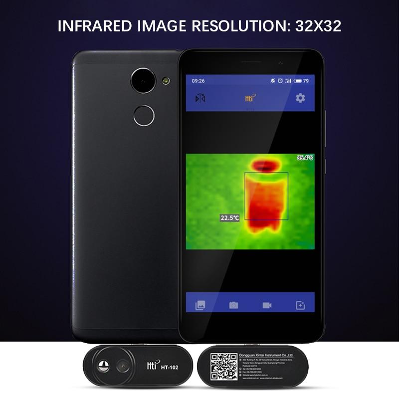 Новая тепловизионная камера инфракрасная imager ночное видение FLIR ONE PRO Gen 3 использование для iphone ipad iOS или Android или тип c Прямая поставка - 2