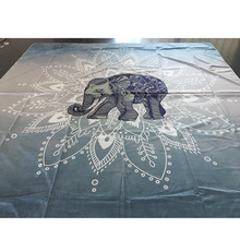 Indian Elephant Mandala Wall Hanger