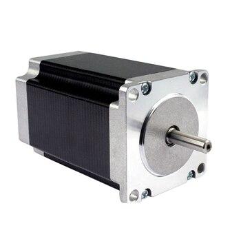 1 piezas Nema23 2 Fase 4-lleva 18,9 Kgcm 76mm CNC Nema 23 Motor de pasos 3D impresora