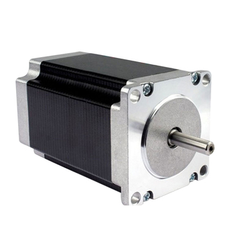 1 piezas Nema23 2 Fase 4-lleva 18,9 Kgcm 76mm CNC Nema 23 Stepper Motor 3D impresora