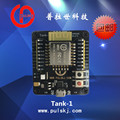 ESP8266 тестовый стенд горелка разработка WIFI модуль 01 01S 12E 12F 12S 18T