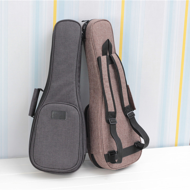 Waterproof Ukulele Cases with Pockets