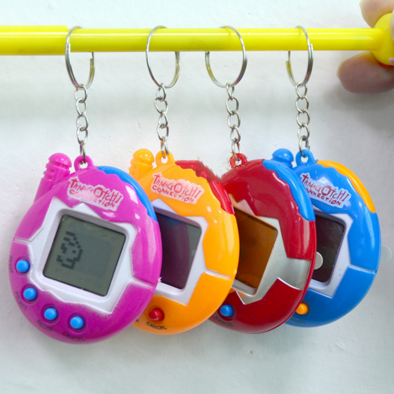 1 Pcs Hot Sale Virtual Cyber Electronic Digital Pet Games Tamagochi Pets Machine Funny Kids Toys Handheld Birthday Party Gifts