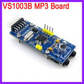 5pcs/lot VS1003B MP3 Board MP3 Module WMA/WAV AUDIO Audio Decoding