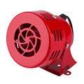 New Red 12V Automotive Air Raid Siren Horn Car Truck Motor Driven Alarm Hot Selling