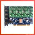 Tdm400p 4 разъём(ов) с 4FXS модули звездочка карты для VoIP IP атс
