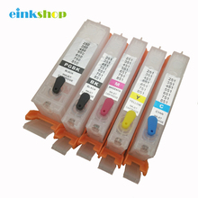 PGI-580 CLI-581 Refillable Ink Cartridge For Canon PGI580 CLI581 PGI 580 CLI 581PIXMA TR7550 TR8550 TS6150 TS8150 TS9150 TS9155
