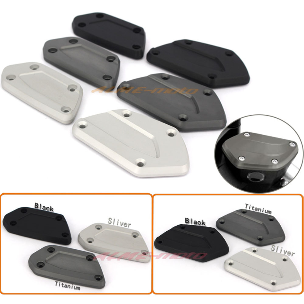 Motorcycle CNC Aluminum Front Brake Clutch Reservoir Cover Caps For BMW R NineT R1200GS LC 2013-2016. R1200R RS LC 2015-2016 motorcycle cnc front