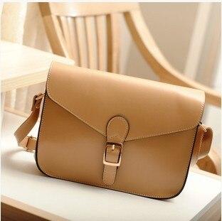 Nova venda quente mulheres de ombro sacos de cores doces femininos doce fresco elegante Messenger bag # SSKK269 de