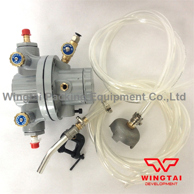 10L/Min PTFE Single Way Pneumatic Standard Diaphragm Pump BML-5 original ingersoll rand model 666120 344 c aluminum alloy aro pneumatic diaphragm pump