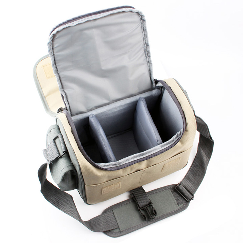Camera Bag Case for For Sony A7 Mark II A7III A7R A77 II A7R2 A7M2 A7R2 A7S2 A99 A99II A5000 A5100 A6300 A6000 A6500 HX400 HX300