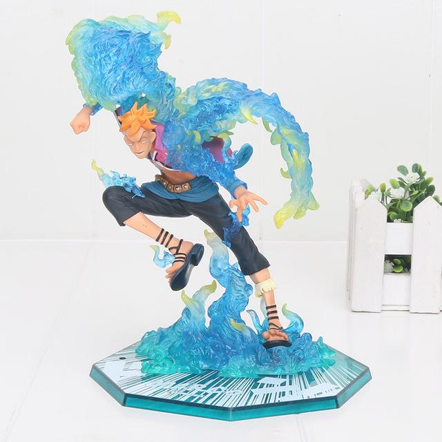 One Piece Marco Figura de Acción Coleccionable