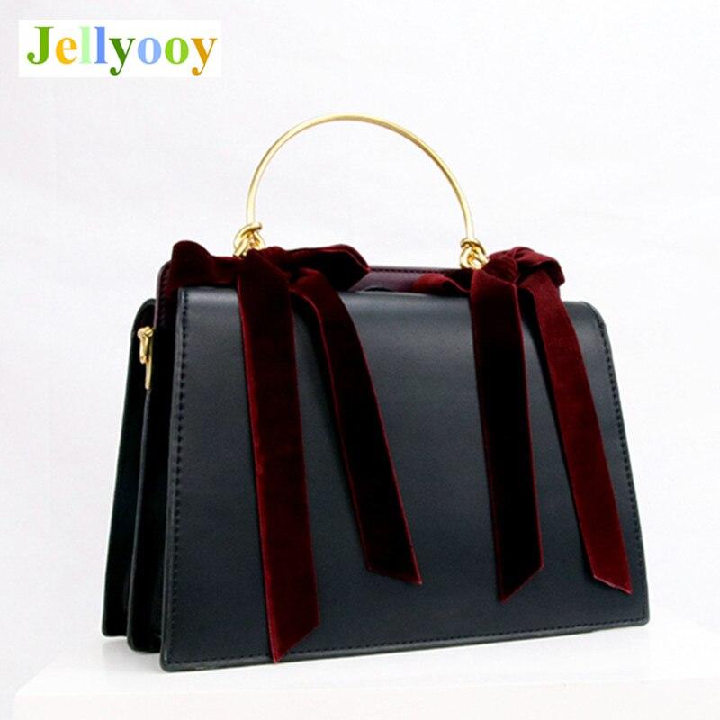 5314893c6a81 Retro Style Luxury Handbags Women Bags Singapore Designer Brand Designer  Shoulder Crossbody Bags Split Leather Totes Velvet Bow