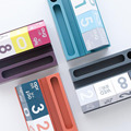1 Pcs Simple 2019 Perpetual Calendar for Phone Pen Varia Holder Multi-function Desk Home Office Supplies Decoration Stationery