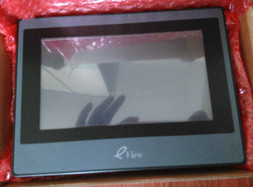 ET070 Kinco eView HMI Touch Screen 7 inch 800*480 new in box 7 inch et070 eview hmi touch panel module with programming cable