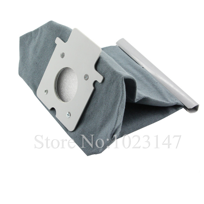 2 pieces/lot Vacuum Cleaner Washble Bags Cloth Dust Bag Replacement for Panasonic MC-E975 C20E,MC70,MC7000,MC80,MC9001 etc. 2 pieces lot vacuum cleaner bags dust bag for national mc3300g 3300r 3310 mc e94 mc e96 c5c etc