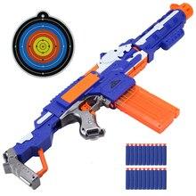 Для nerf дартс, мягкие пули с полым отверстием, 7,2 см, запасная игрушка дартс, пули из пенопласта, безопасные присоски, пули для nerf, игрушечный пистолет