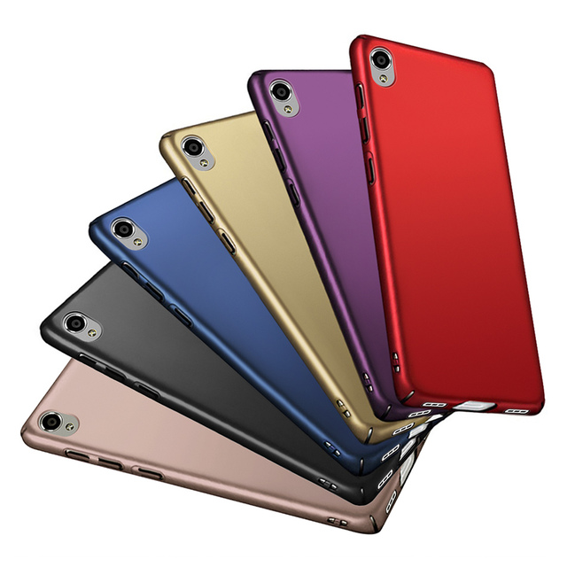 best authentic 658c3 742b4 US $1.2 20% OFF|Luxury Plastic Matte Phone Case For Asus ZenFone Live L1  ZA550KL Hard PC Case Cover For Asus ZenFone Live L1 ZA550KL Fundas Capa-in  ...