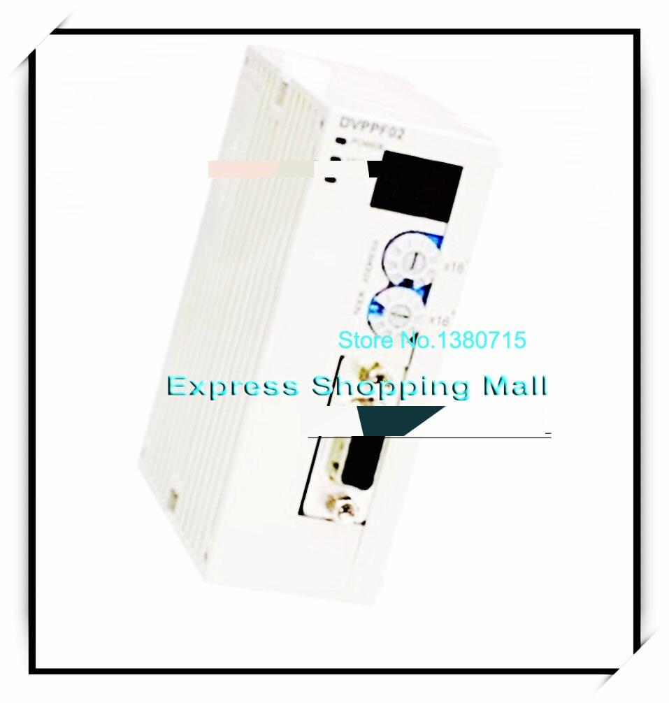 New Original DVPPF02-H2 Delta PLC PROFIBUS DP slave communication module plc xbl c41a cnet communication module