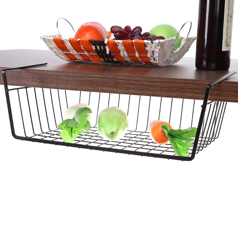 A Shelf 58 15c 5 Chrome Pull Out Basket: Kitchen Storage Rack Chopping Block Rack Cutting Board