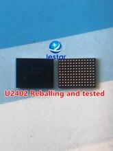 5 ชิ้น 10 ชิ้น 20 ชิ้น U2402 touch ic สำหรับ iphone 6 6plus ใช้บอล reballing ทดสอบ