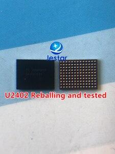 Image 1 - 5 stks 10 stks 20 stks U2402 touch ic voor iphone 6 6plus gebruikt reballing ballen getest