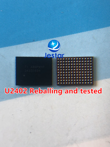 Image 1 - 5pcs 10pcs 20pcs  U2402  touch ic for iphone 6 6plus  used reballing balls tested