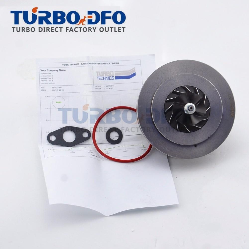 49135 07300 for Hyundai Santa Fe 2 2 CRDi 150 HP 110Kw D4E 2005 turbocharger core