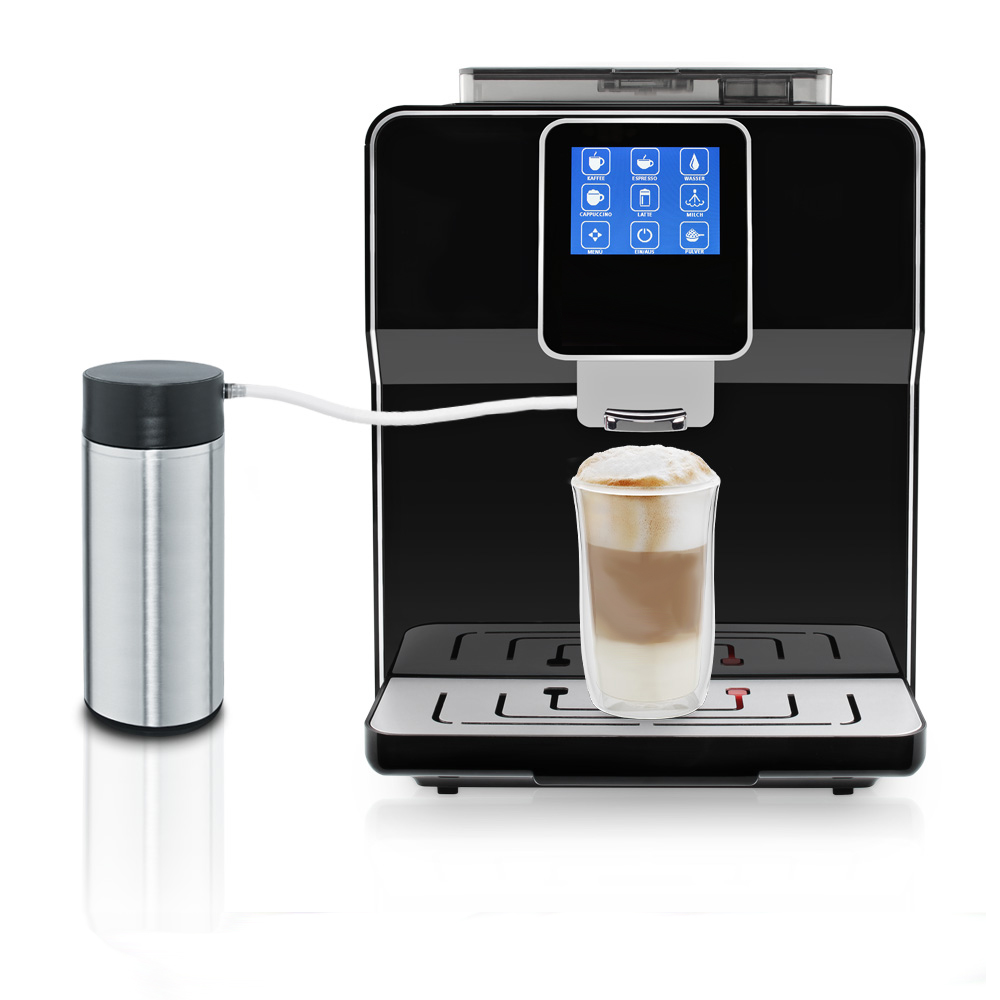 220VFully automatic espresso cappucinno ,latte,espresso coffee machine(Factory directly sale,excellent quality & perfect price) 220vfully automatic cappucinno latte espresso coffee machine cafe machine factory directly sale top quality free shipping
