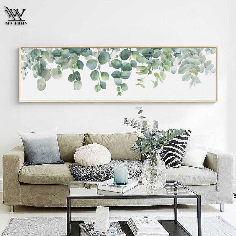 Vintage Posters and Prints Monstera Home Decoration for Living Room Cactus Hallway Wall Art Picture Modern Canvas Painting