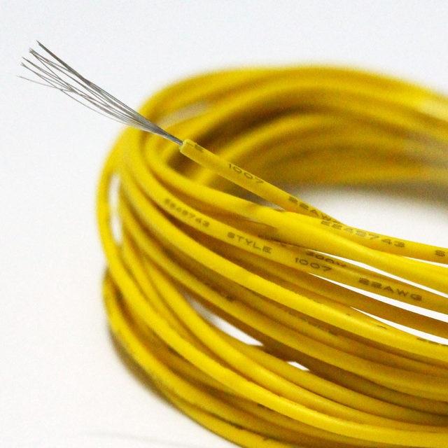 Großzügig Elektrisches Kabel Mit 22 Gauge Zeitgenössisch ...