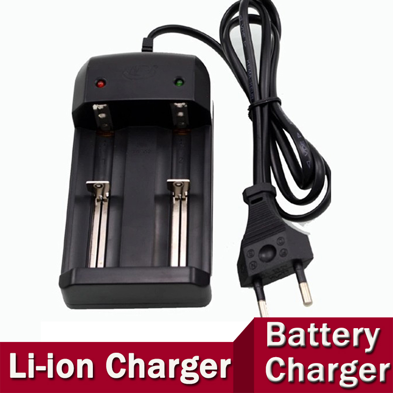 Universal 26650 18650 14500 Auto Off Battery Charging Charger 3.6V Li-ion Battery Charger evewher lcd 18650 battery charger 4 slots lithium battery charger for 26650 18650 14500 aa aaa charging li ion batteries charges
