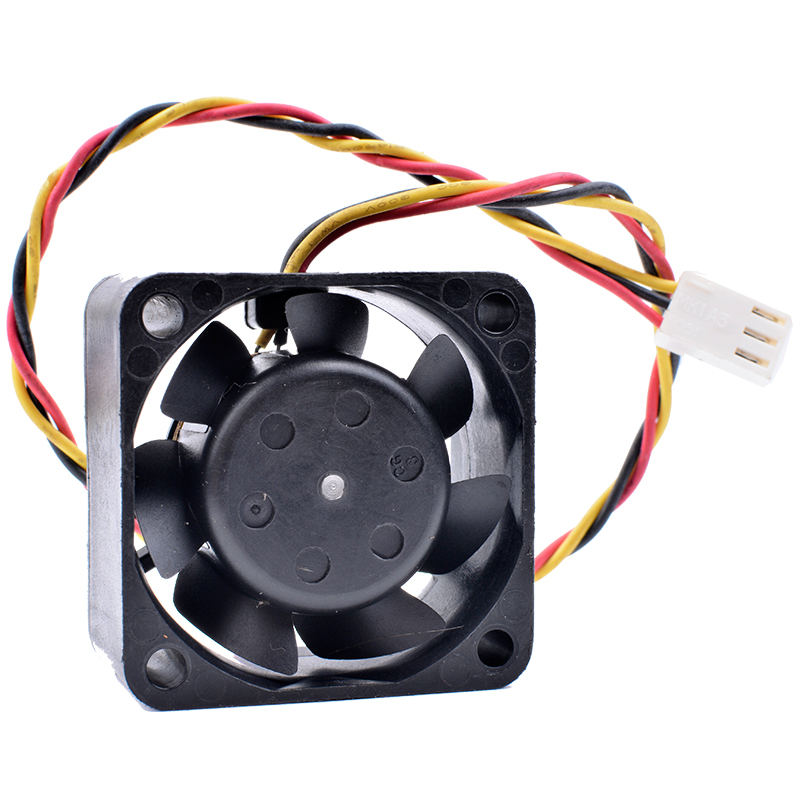 Купить с кэшбэком COOLING REVOLUTION C34637-58 4cm 40mm fan 4020 12V 0.13A Double ball bearing large air volume cooling fan