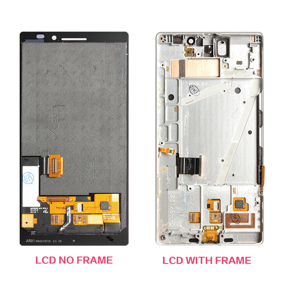 Screen For Nokia Lumia 930 LCD Display Matrix + Touch Screen ...