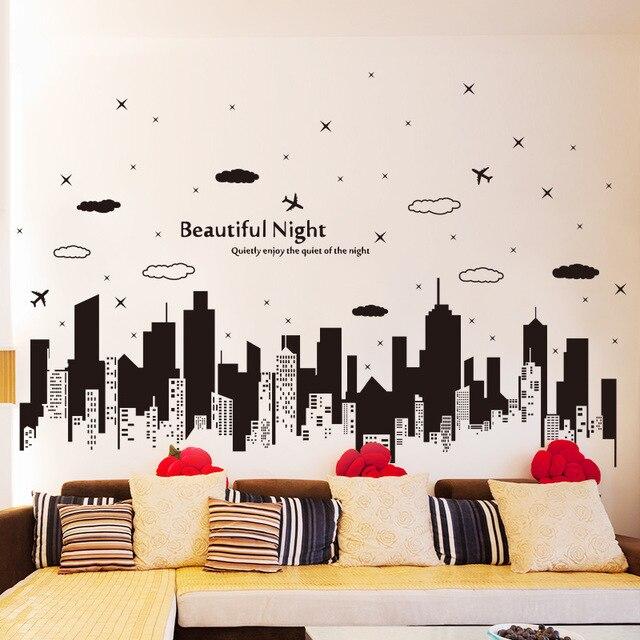 Bedroom Half Wallpaper