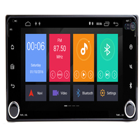 8 core Core car dvd android 9.0 PX5 double din gps navigation Wifi+Bluetooth+Radio for Toyota Hilux Camry Corolla Prado RAV4