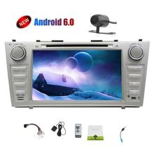 Android 6 0 Car Radio GPS Car Stereo for TOYOTA Camry Vehicles with Navigation DVD Headunit