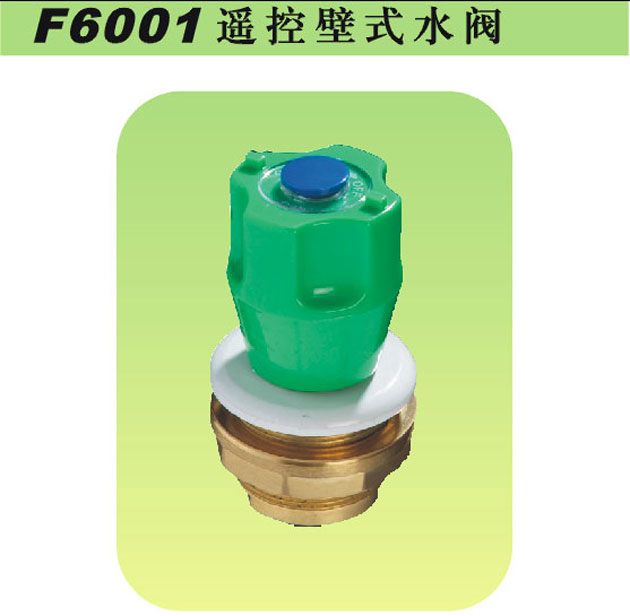 F6001 Remote control water valve ,water Tap for  laboratory чайник bosch twk 6001