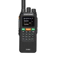 Zastone 889G GPS 10W Walkie Talkie 999CH VHF/UHF 3KM 10KM Powerful Two Way Radio Portable Dual Band Radio Transceiver CB Radio